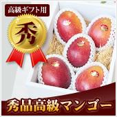 【秀品】ギフト用マンゴー一覧